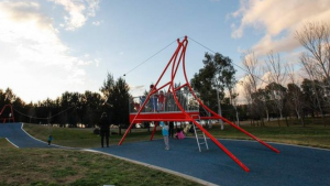 Yerrabi Park - Gungahlin Flying Fox